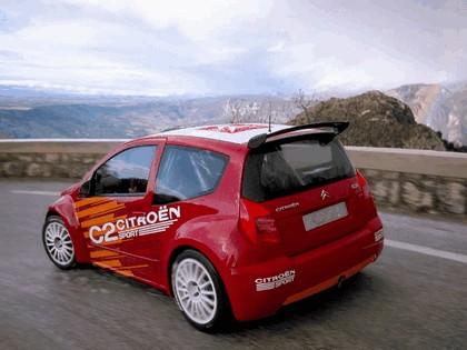 2003 Citroën C2 Sport concept 12