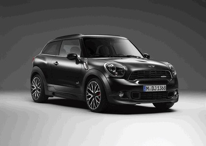 2013 Mini Paceman JCW Frozen Black 1