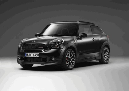 2013 Mini Paceman JCW Frozen Black 3
