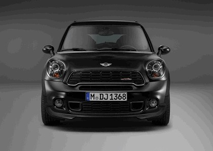 2013 Mini Paceman JCW Frozen Black 4