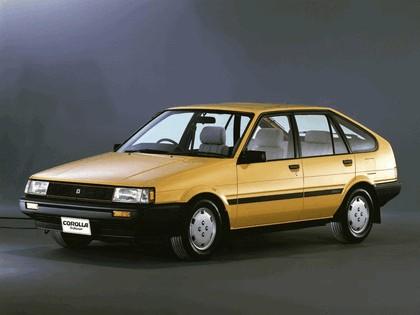 1983 Toyota Corolla ( AE80 ) 5-door ZX 1