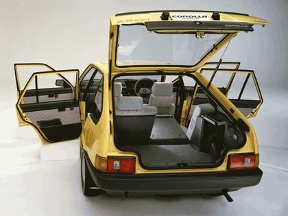 1983 Toyota Corolla ( AE80 ) 5-door ZX 3