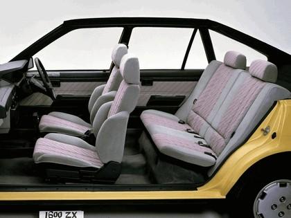 1983 Toyota Corolla ( AE80 ) 5-door ZX 4