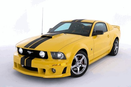 2007 Ford Mustang Roush stage 3 1