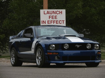 2007 Ford Mustang Roush stage 3 2