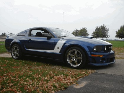2007 Ford Mustang Roush stage 3 8
