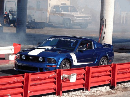 2007 Ford Mustang Roush stage 3 35