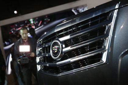 2015 Cadillac Escalade 14