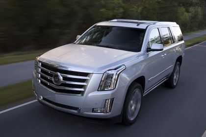 2015 Cadillac Escalade 32