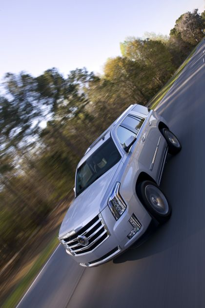 2015 Cadillac Escalade 34