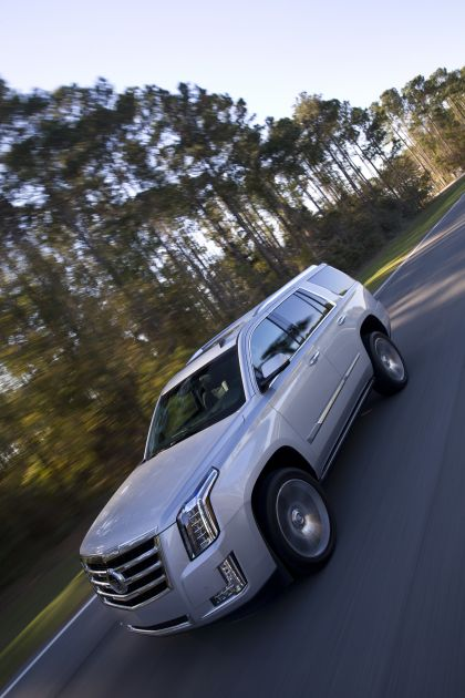 2015 Cadillac Escalade 36