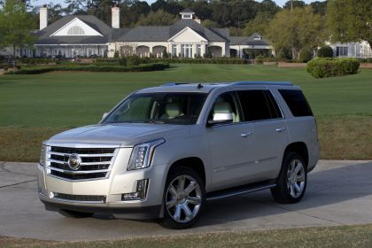 2015 Cadillac Escalade 58