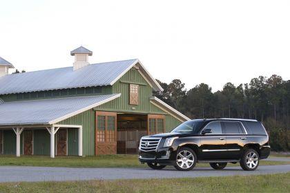 2015 Cadillac Escalade 100