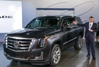 2015 Cadillac Escalade 122