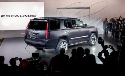 2015 Cadillac Escalade 124