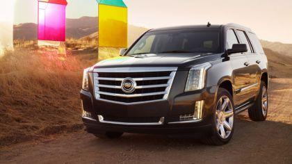 2015 Cadillac Escalade 2