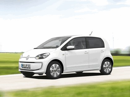 2014 Volkswagen e-Up 1