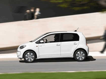 2014 Volkswagen e-Up 2