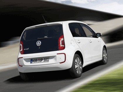 2014 Volkswagen e-Up 3