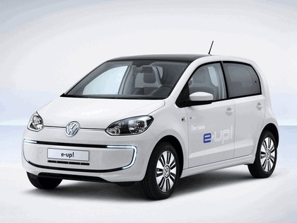 2014 Volkswagen e-Up 5