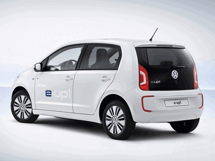 2014 Volkswagen e-Up 6