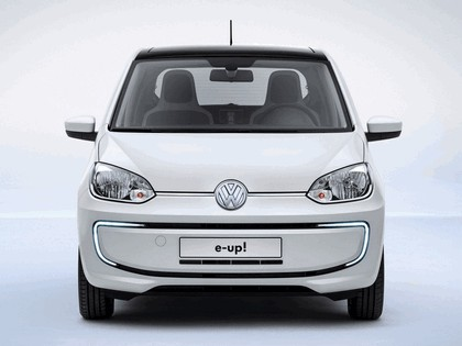 2014 Volkswagen e-Up 7