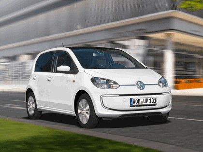 2014 Volkswagen e-Up 9