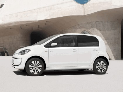 2014 Volkswagen e-Up 11