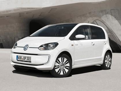 2014 Volkswagen e-Up 12