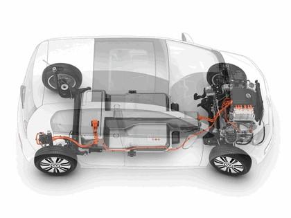 2014 Volkswagen e-Up 16