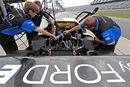 2013 Ford EcoBoost LMP Race Car 8