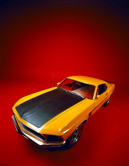 1969 Ford Mustang Boss 302 1