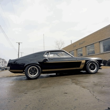 1969 Ford Mustang Boss 302 4