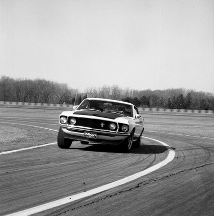 1969 Ford Mustang Boss 302 7