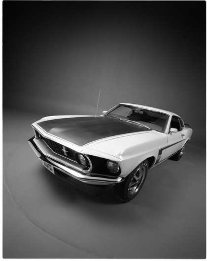 1969 Ford Mustang Boss 302 8