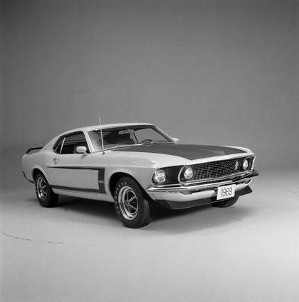 1969 Ford Mustang Boss 302 9