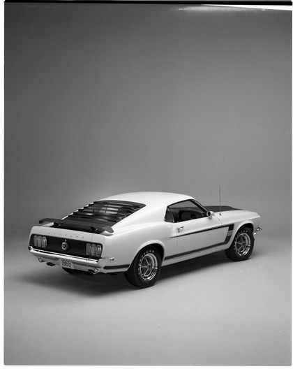 1969 Ford Mustang Boss 302 10