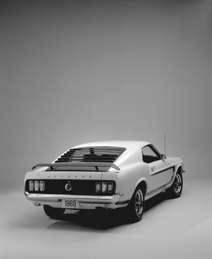 1969 Ford Mustang Boss 302 11