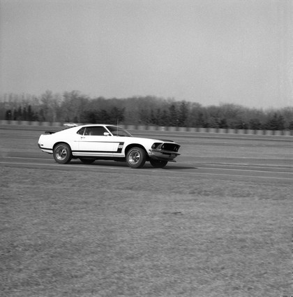 1969 Ford Mustang Boss 302 12