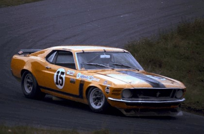 1969 Ford Mustang Boss 302 13