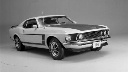 1969 Ford Mustang Boss 302 6