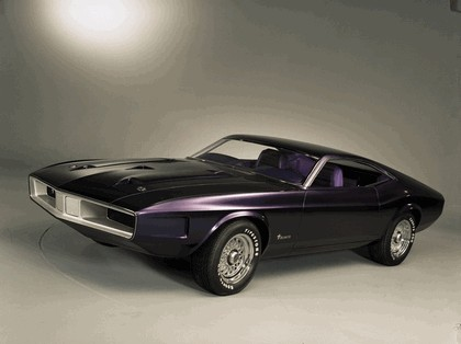 1970 Ford Mustang Milano concept 1