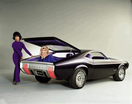 1970 Ford Mustang Milano concept 3