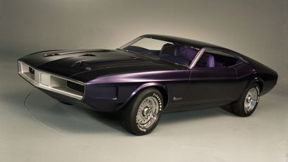 1970 Ford Mustang Milano concept 2