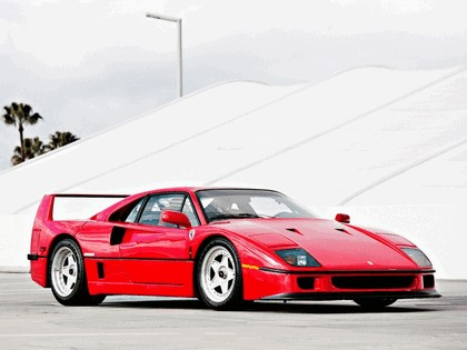 1987 Ferrari F40 - USA version 1
