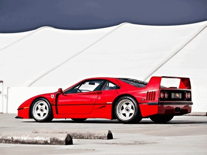 1987 Ferrari F40 - USA version 3