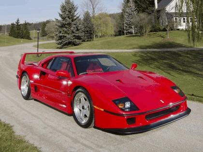 1987 Ferrari F40 - USA version 5