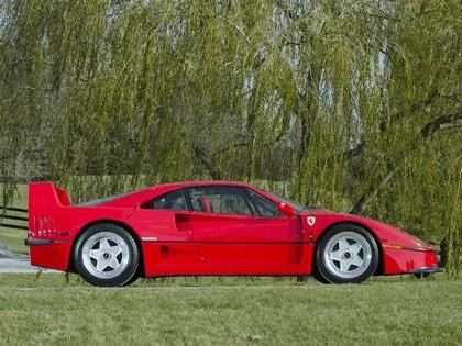 1987 Ferrari F40 - USA version 8