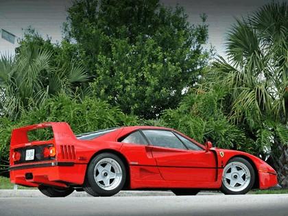 1987 Ferrari F40 - USA version 11