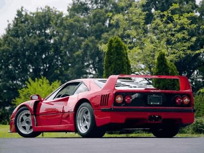 1987 Ferrari F40 - USA version 12